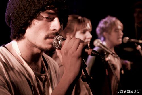 Antoine Cordier,  Ailleurs Reggae