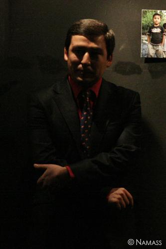 Daniyor Rozmetov, Président d'AACV