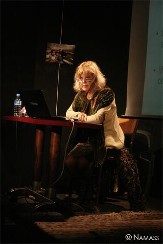 Conférence de Mme Catherine Poujol