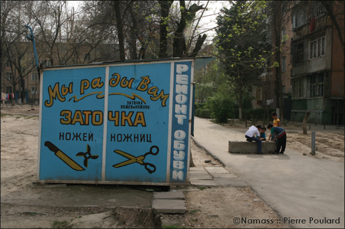Rue de Tashkent